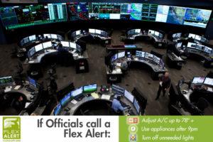 Casio flex alert graphic