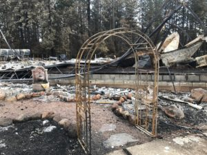 Property destroyed by Camp Fire in Butte County