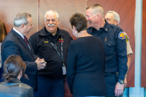 Fire Chief Brian Marshall
