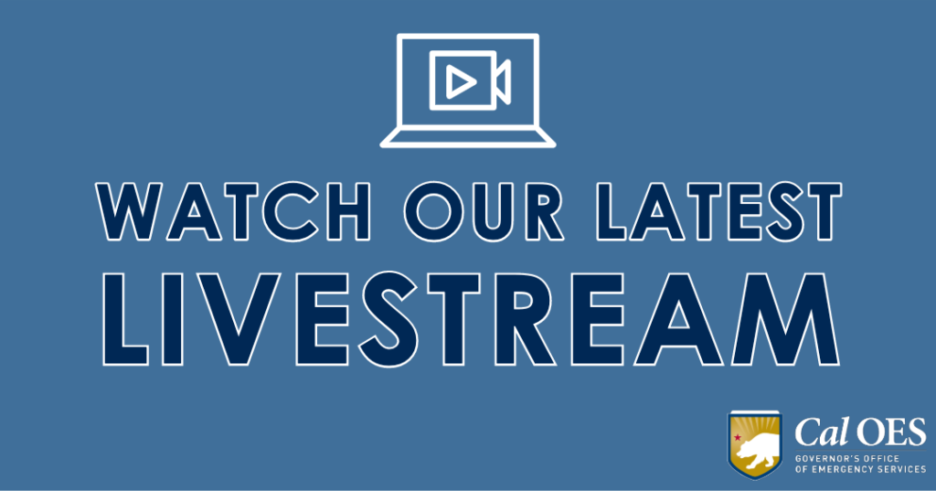 watch our latest livestream