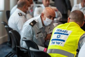 Israeli Firefighter Mutual Aid