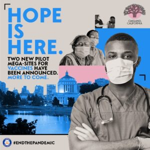 ENGLISH: HOPE IS HERE