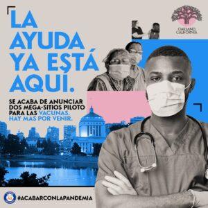 SPANISH: LA AYUDA YA ESTA AQUI